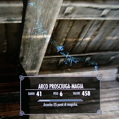 Arco Prosciuga-Magia