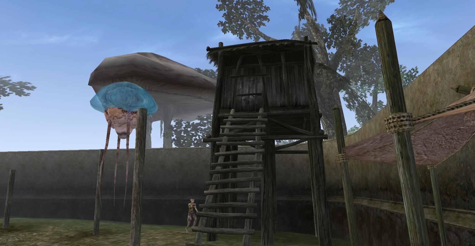 Dren Plantation, Tower Shack