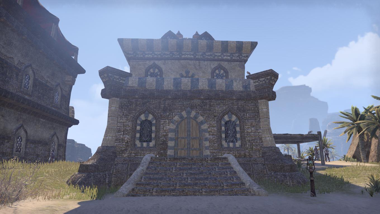 Дом капитана Эланы