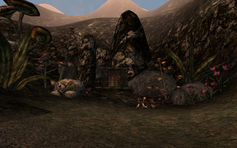 Яичная шахта Матус-Акин (Morrowind)