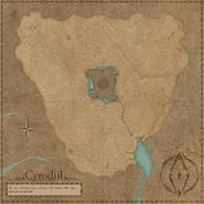 Cyrodiil Interactive Map Blank