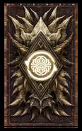 Dragonscale card back