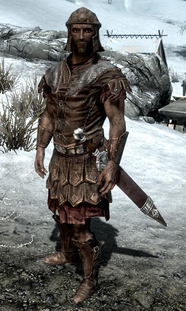 Imperial Soldier (Skyrim)