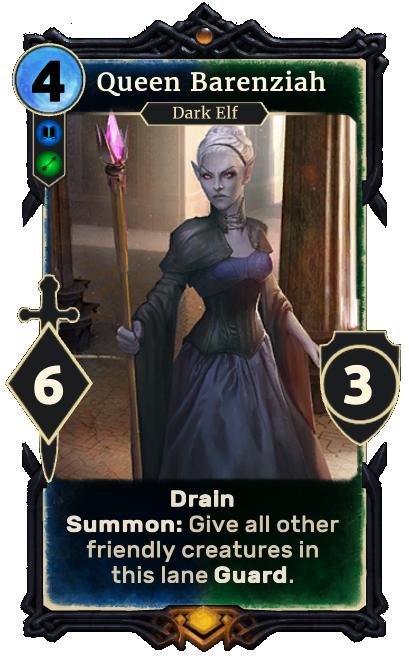 Queen Barenziah (Legends)