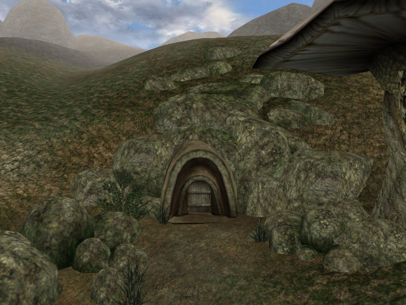 Sandas Ancestral Tomb