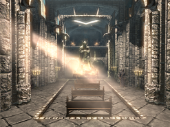 Temple of Talos Morning
