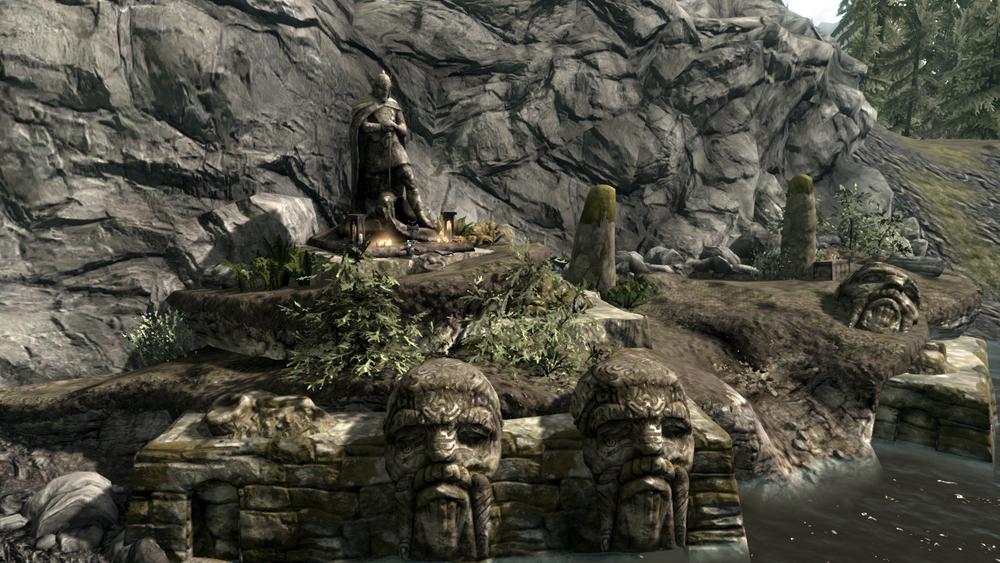 Святилище Талоса — Седловой Пруд