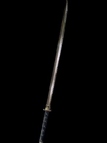 Стальная дайкатана (Morrowind)