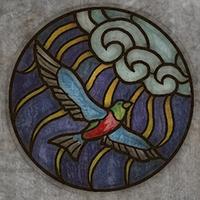 Эмблема Кинарет