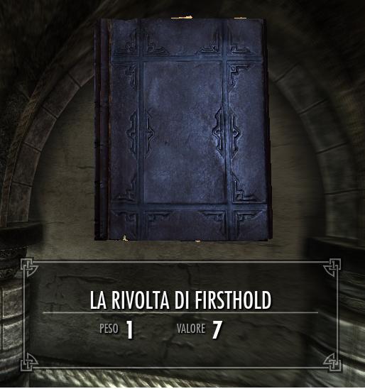 La rivolta di Firsthold