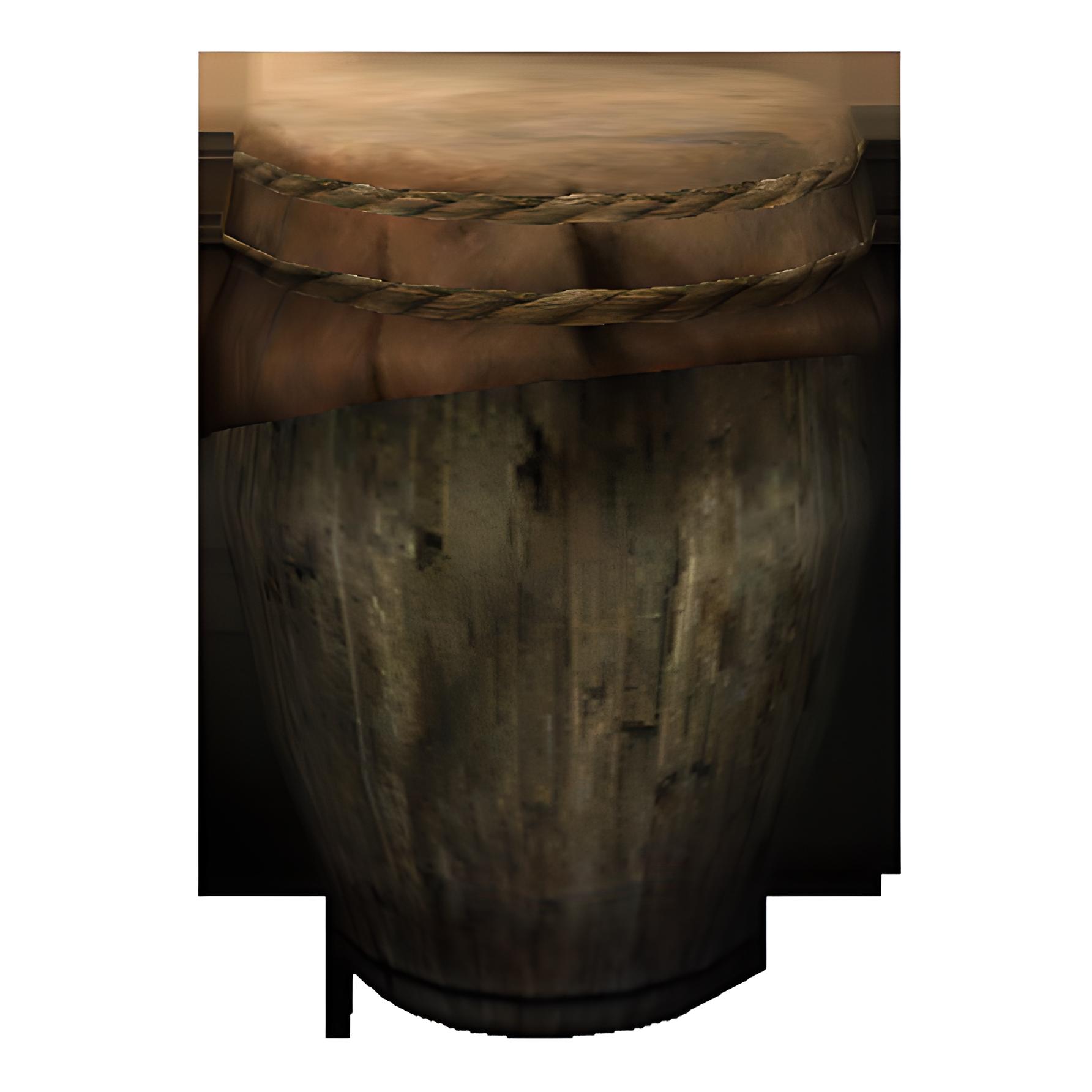 Барабан кожи гуара