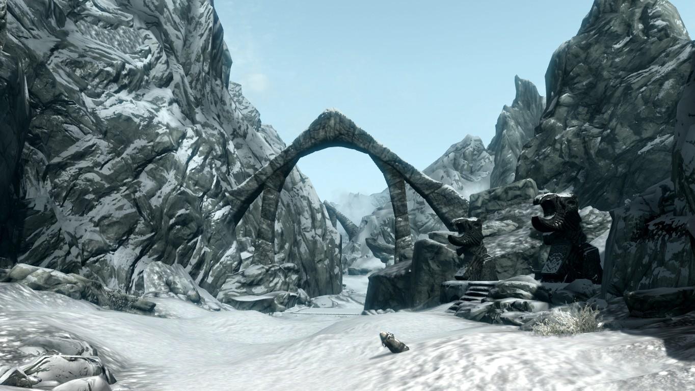 Ветровая Дуга (Skyrim)