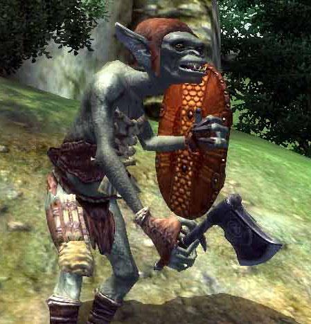 Гоблин-пехотинец