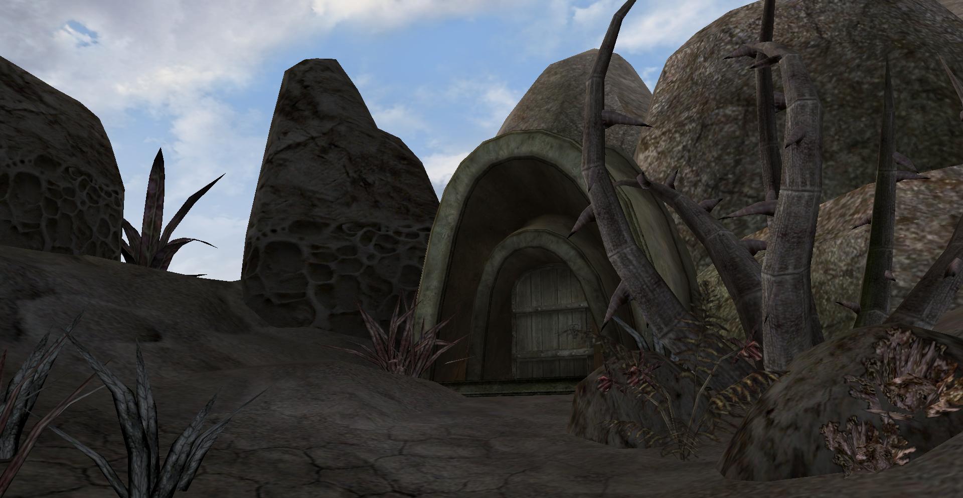 Hleran Ancestral Tomb (Morrowind)