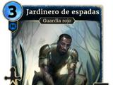 Jardinero de espadas