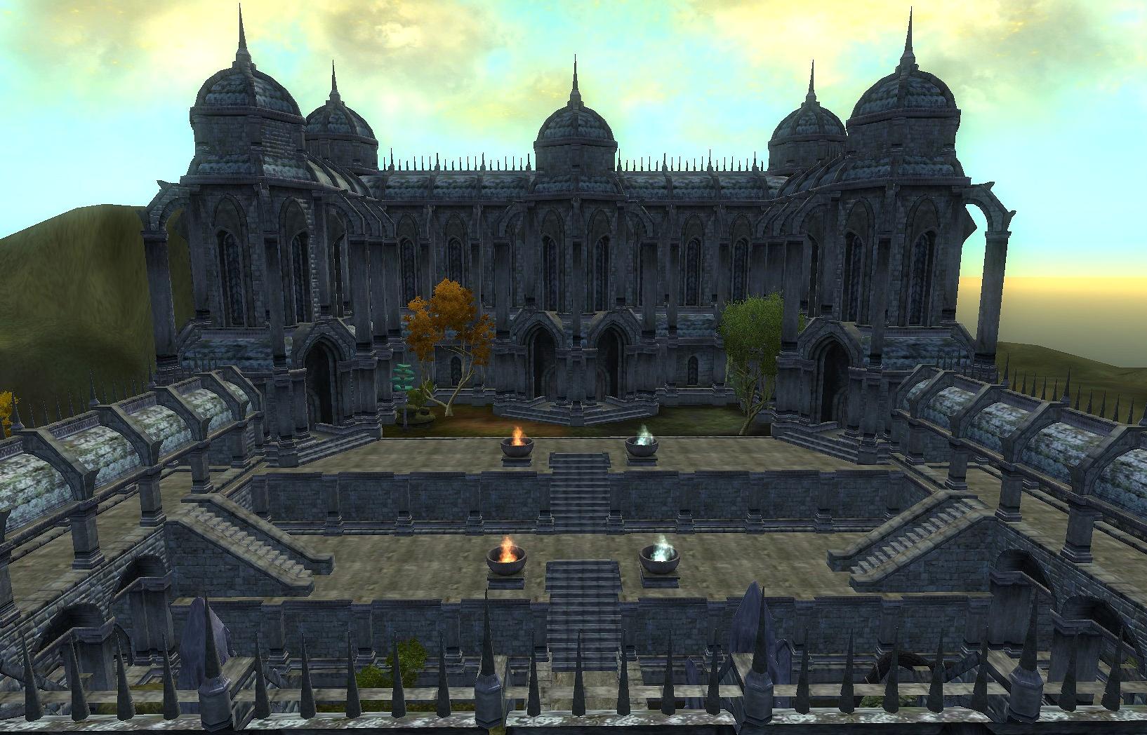New Sheoth Palace