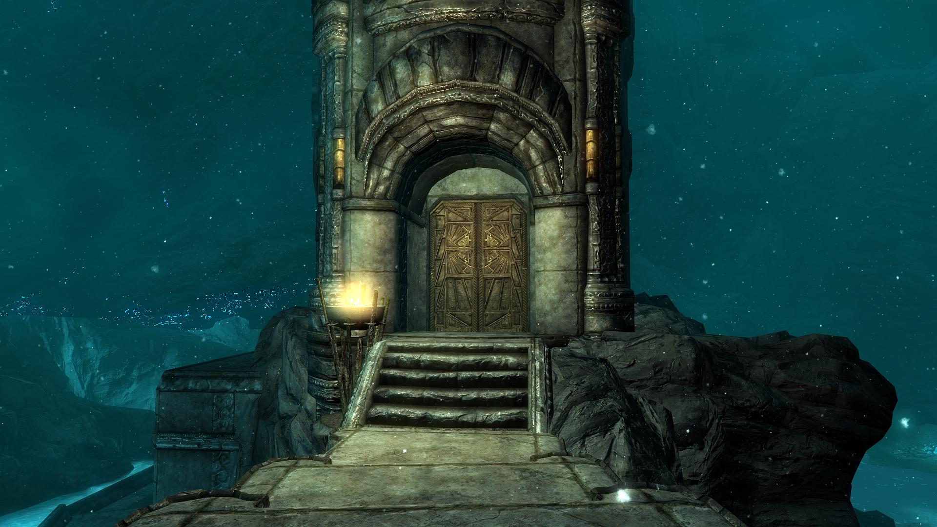 Башня Мзарк