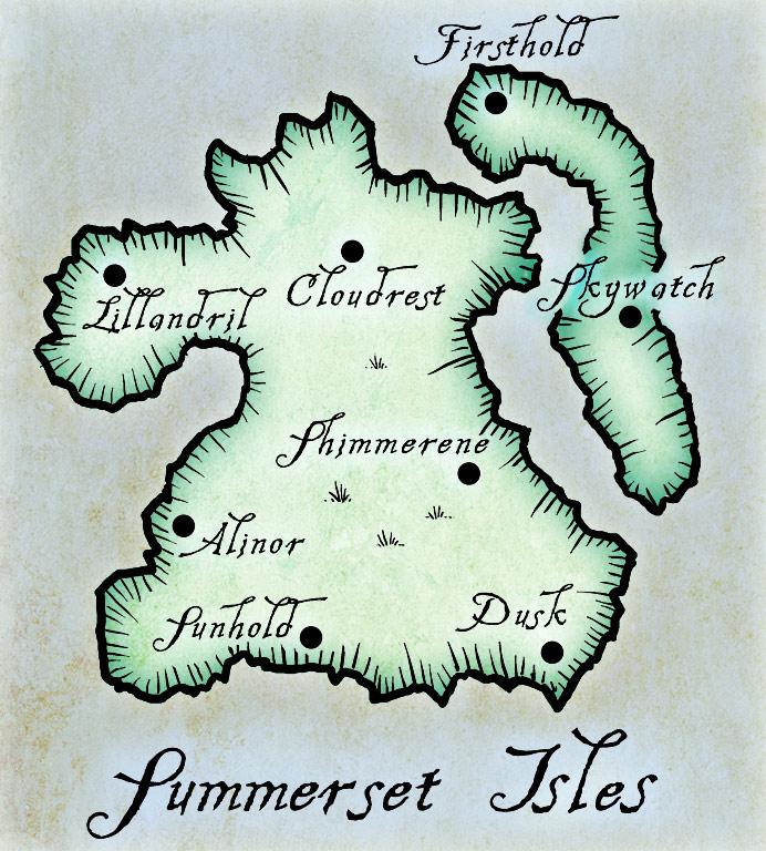 Острова Саммерсет