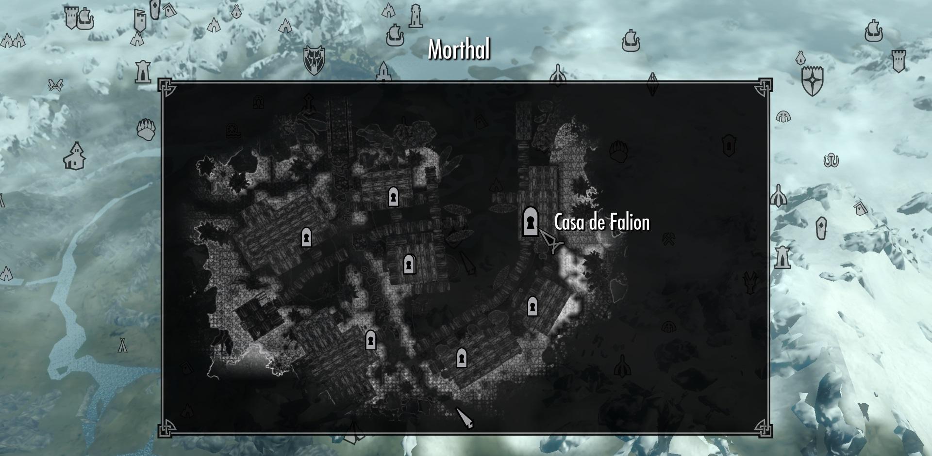 Casa de Falion