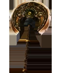 Двемерская секира (Morrowind)