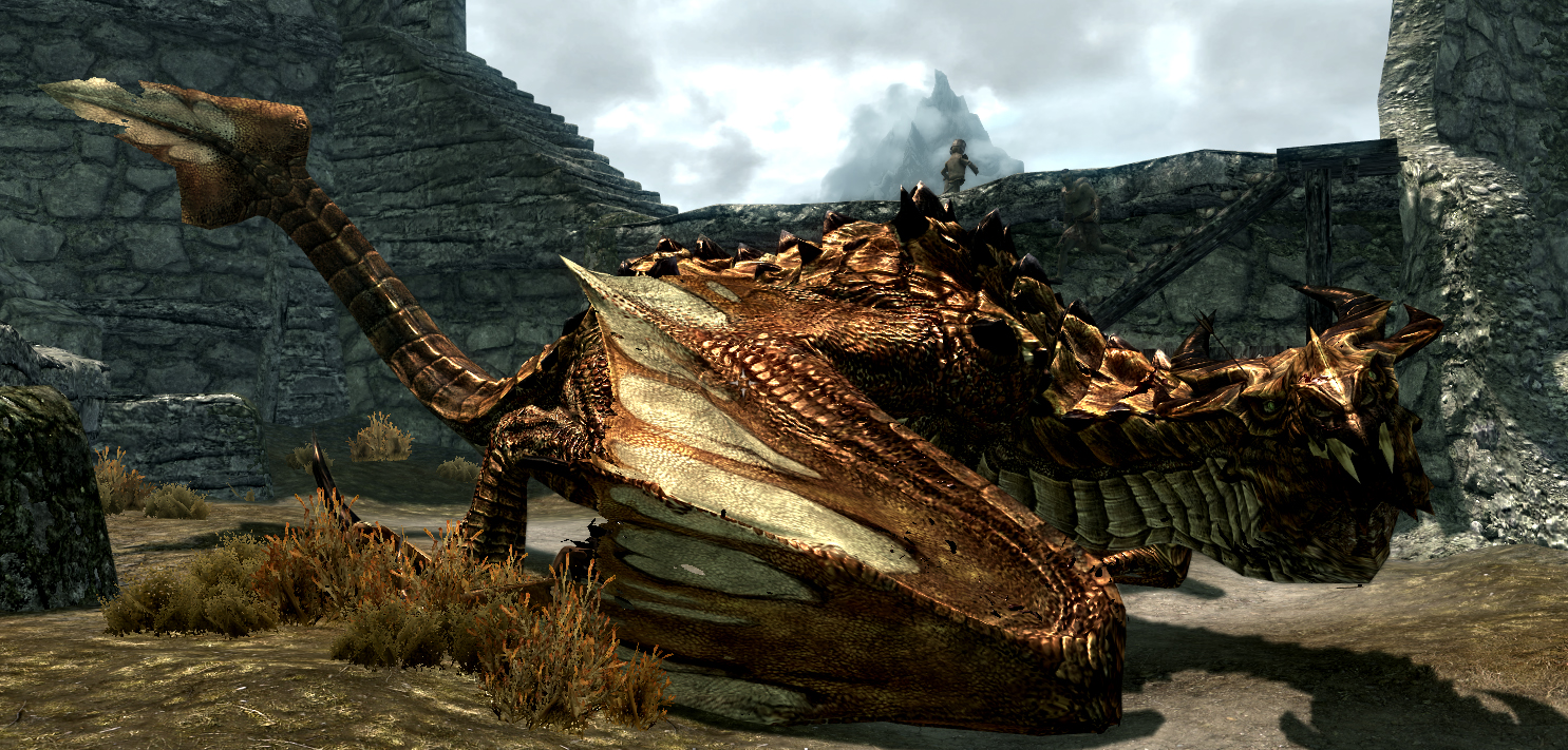 Старейший дракон
