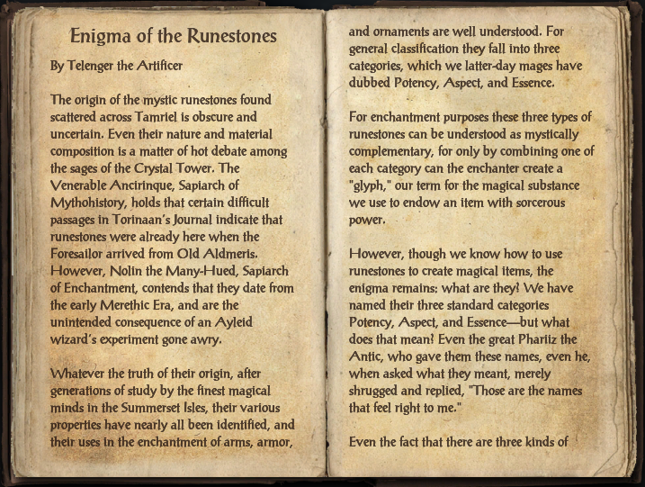 Enigma of the Runestones