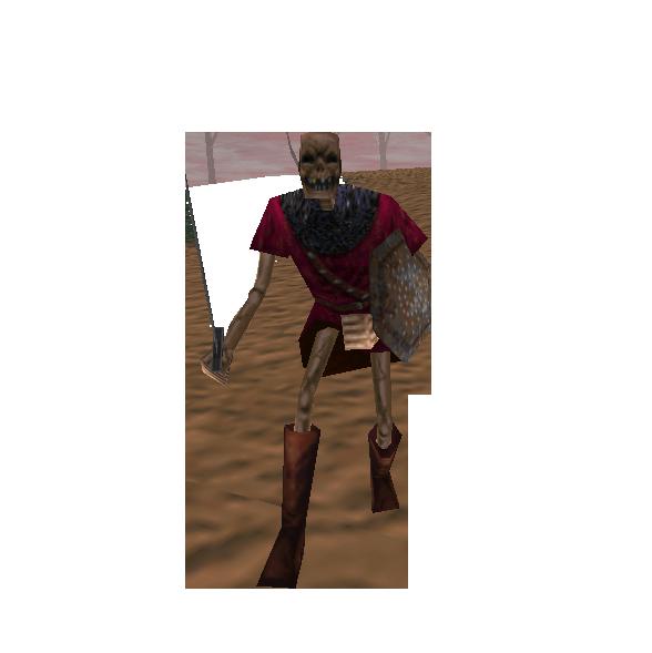 Скелет (Redguard)