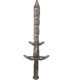 Хитиновый короткий меч (Morrowind)