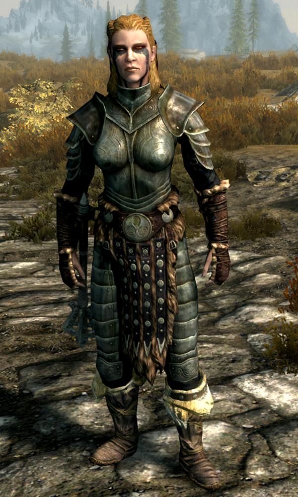 Black-Briar Mercenary