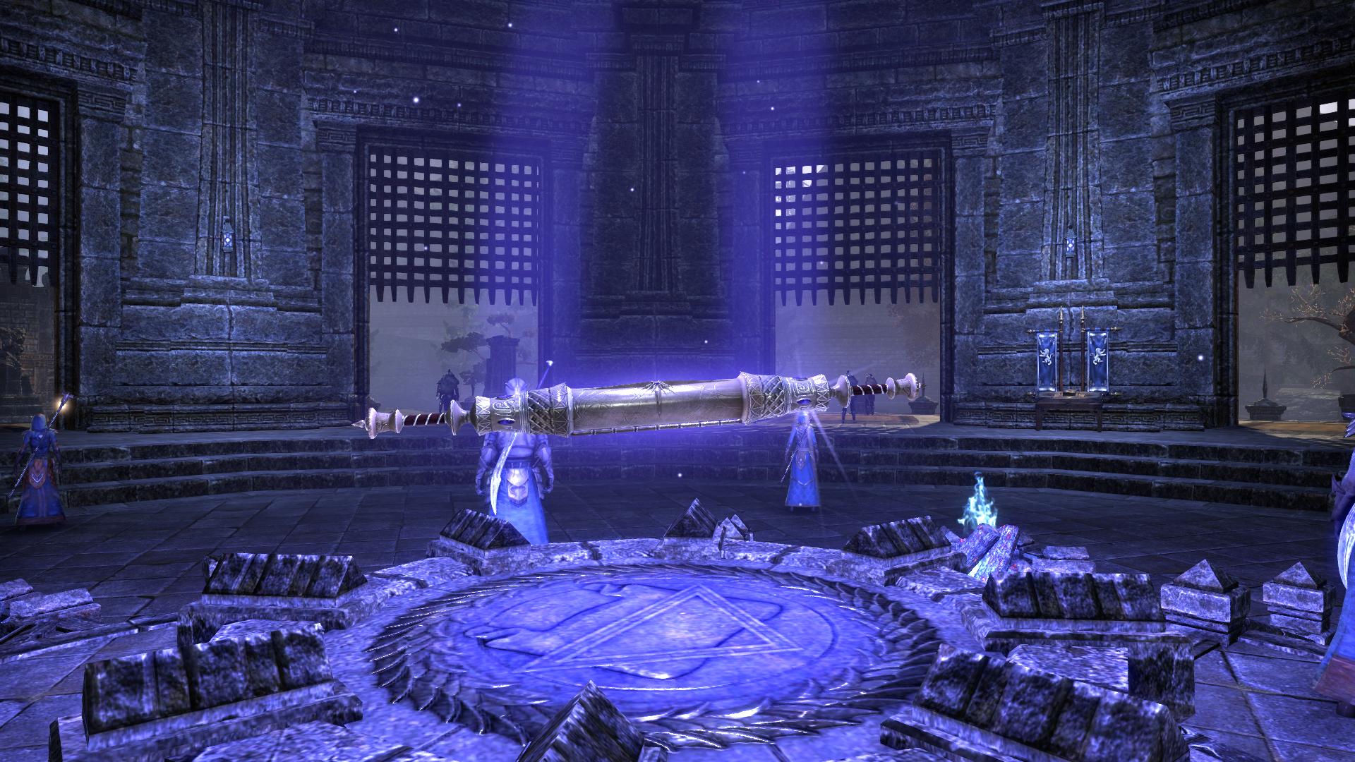 Elder Scroll (Online)