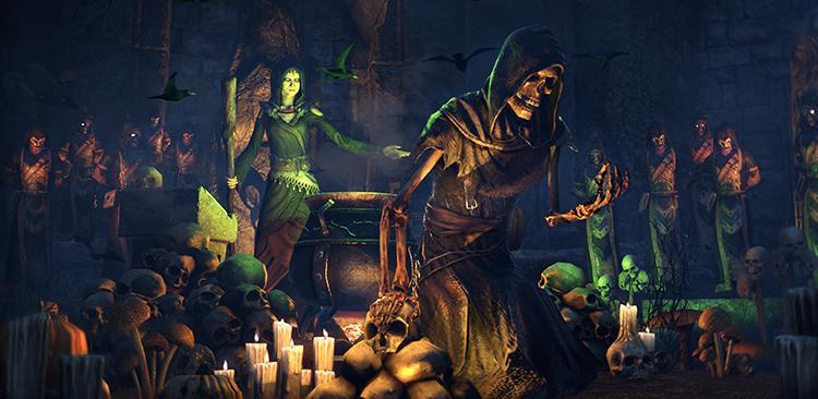 FiliusLunae/Festival de las Brujas en The Elder Scrolls Online y la música de Skyrim en concierto
