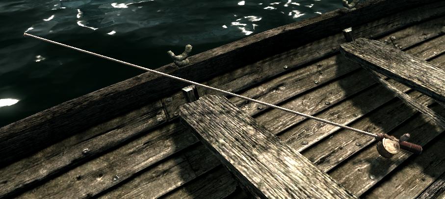 Fishing Pole (Skyrim)