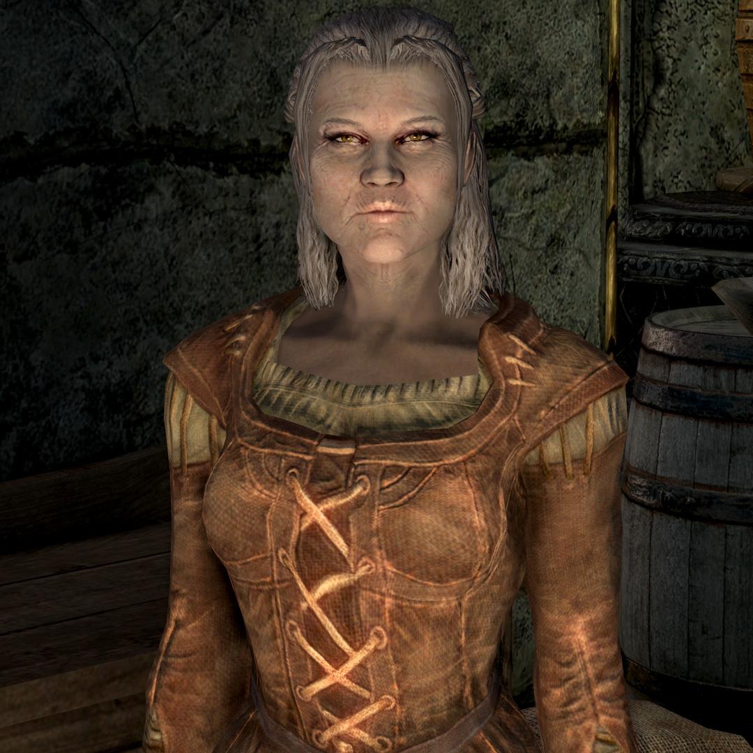 Бабушка Ильден