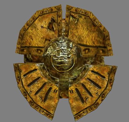 Двемерский щит (Morrowind)