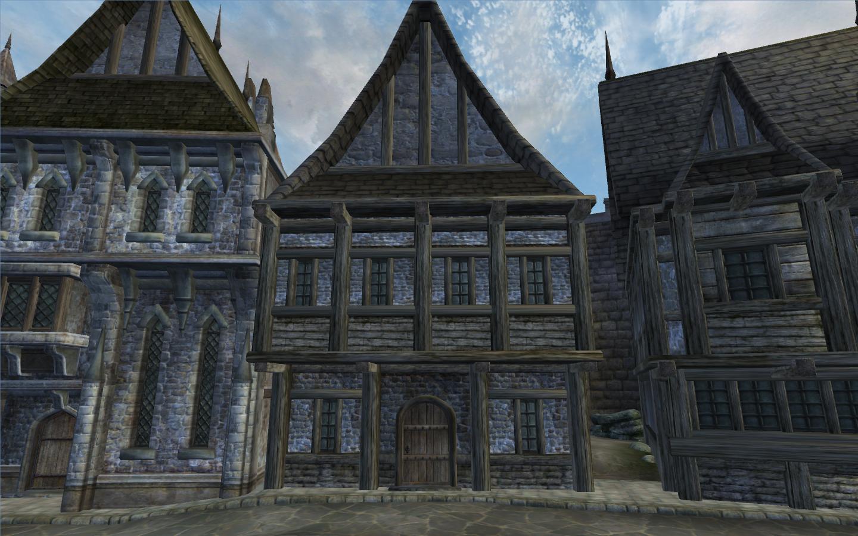 Дом Бернадетты Пенелис