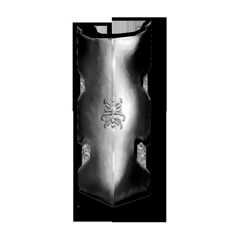 Стальной ростовой щит (Morrowind)