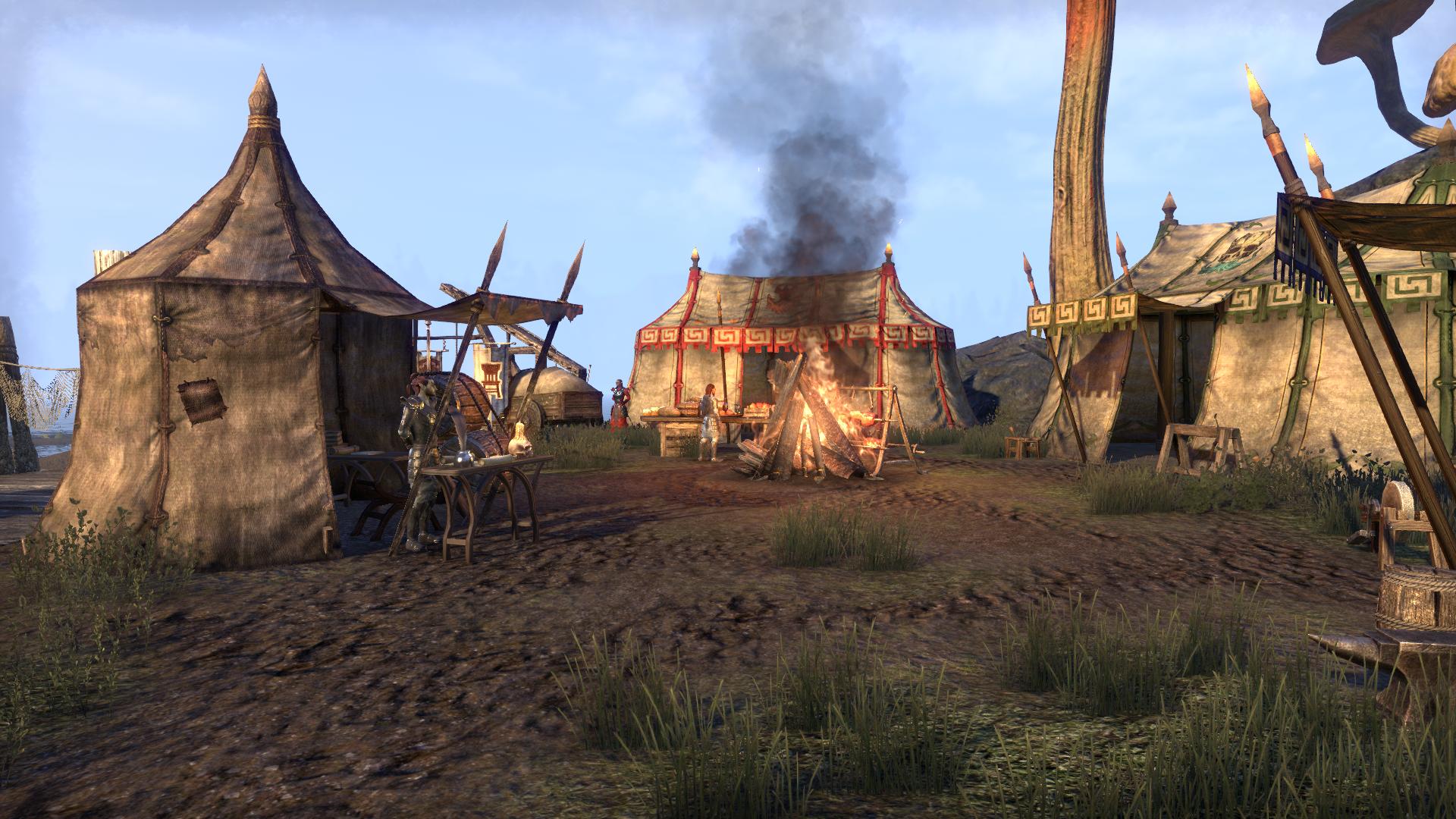 Gladiator's Quarters (ESO Morrowind)