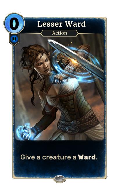 Lesser Ward (Legends)