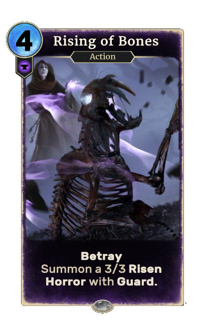 Rising of Bones