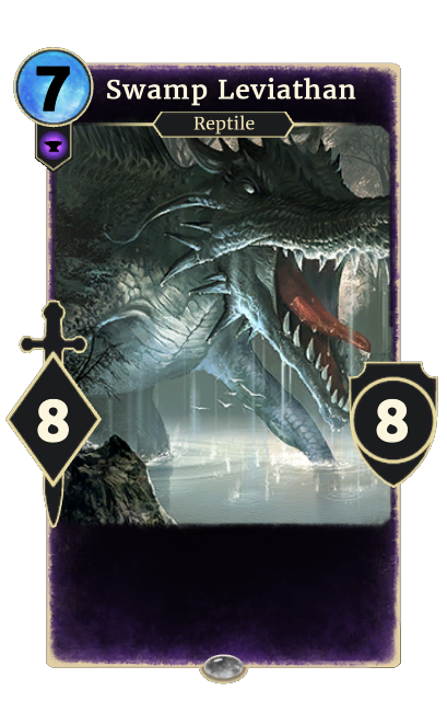 Swamp Leviathan (Legends)