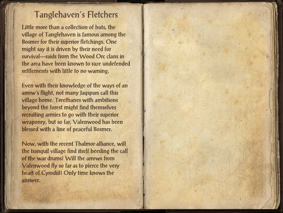 Tanglehaven's Fletchers
