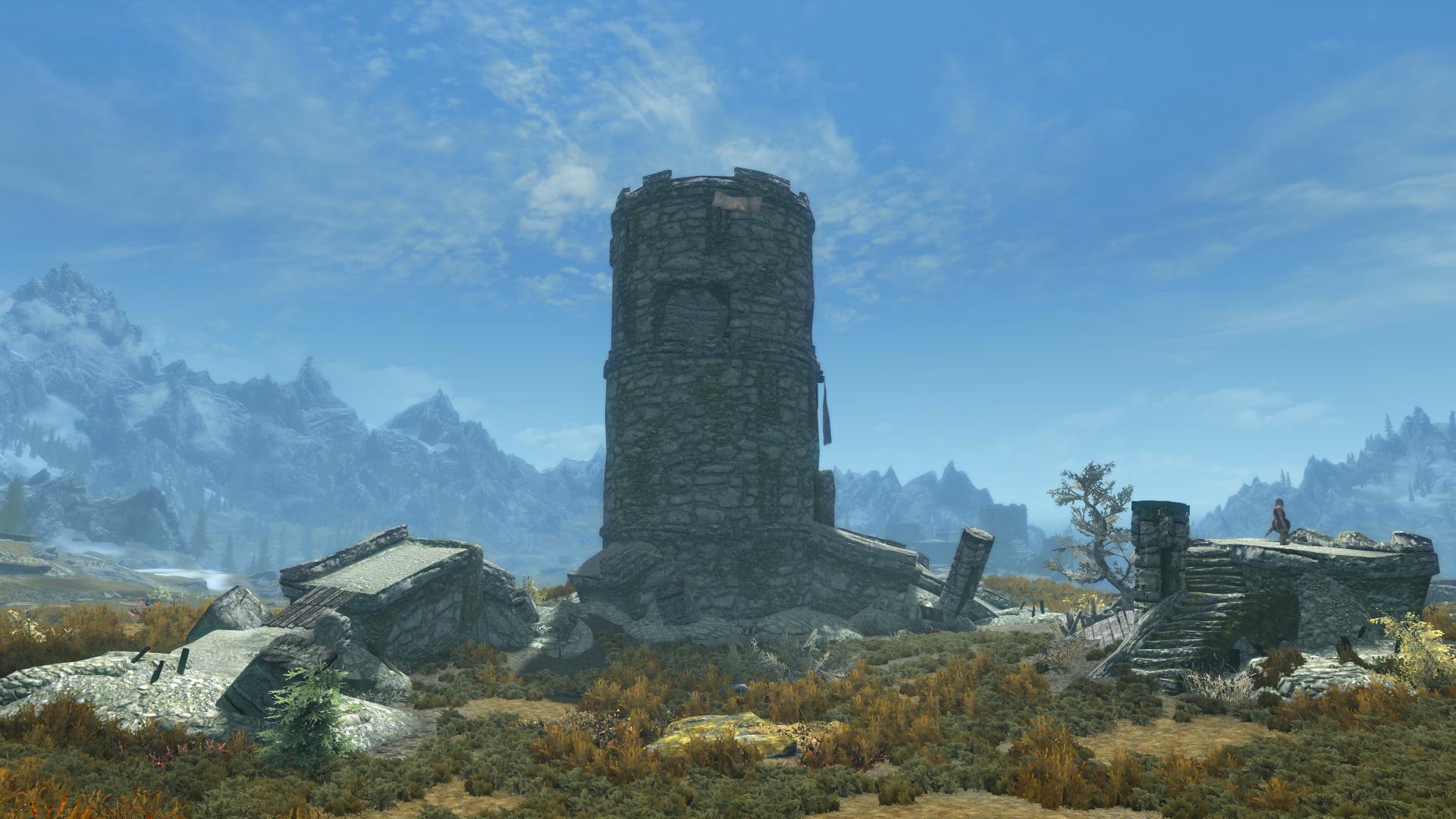 Западная сторожевая башня