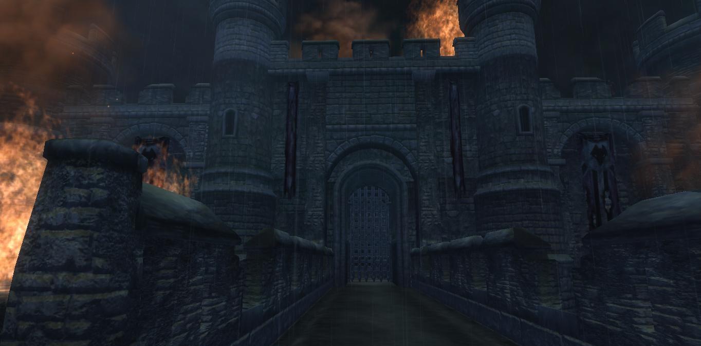 Битва за замок Кватч