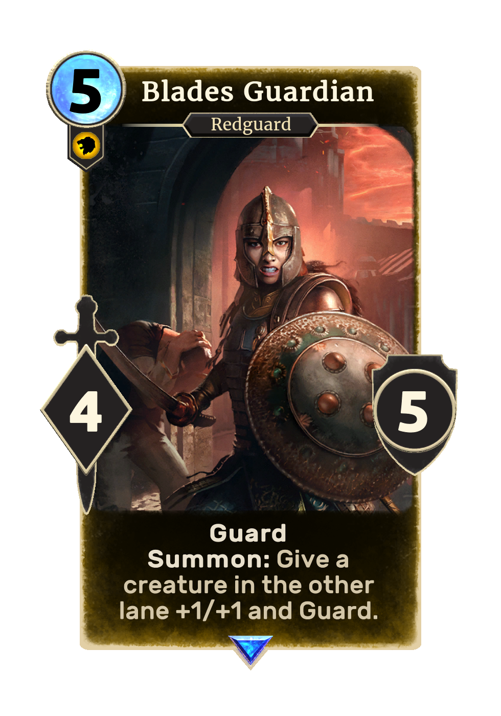 Blades Guardian