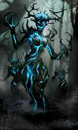 Shadowgreen Elder card art