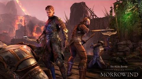 FiliusLunae/The Elder Scrolls Online: Morrowind – Vídeo del modo JcJ Battlegrounds