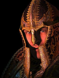 The Hero of Kvatch in Imperial Dragon armour.jpg