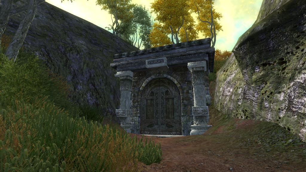 Xaselm Secret Entrance