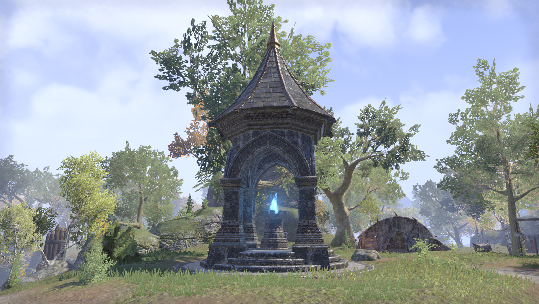 Дорожное святилище Каменного Зуба