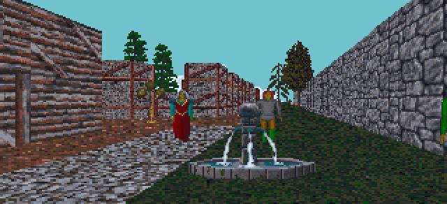 Клаудрест (Arena)